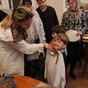 12 апреля. Детская выставка в Лазареву субботу.