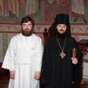Диаконская хиротония о. Илии Верещагина