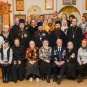 Духовенство и сотрудники храма