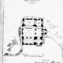 План храма - проект арх. В.А.Пруссакова