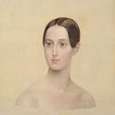 Портрет великой княжны Марии Николаевны. 1837 (художник Карл Брюллов)
