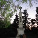 Мемориал на месте гибели светлейшего князя Сергея Максимилиановича Романовского, герцога Лейхтенбергского
