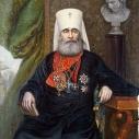 портрет митрополита Антония - художник А. А. Карелин