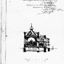 Лист проекта храма
