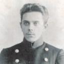 о. Василий Соколов в годы учебы в семинарии