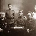Сергей Яковлевич Шабунин (слева)