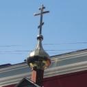 Малый купол над алтарем