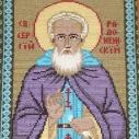 Новый иконостас в придел прп. Сергия Радонежского