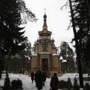 Поездка в Константино-Еленинский монастырь, Песочное и Сестрорецк
