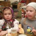 Праздник Масленицы в Детской Воскресной школе 11 марта 2016г.