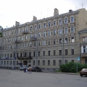 Дом Спасо-Преображенского собора, ул.Рылеева, д. 3. (1899 г.)