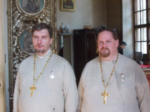 О.Михаил и О.Игорь